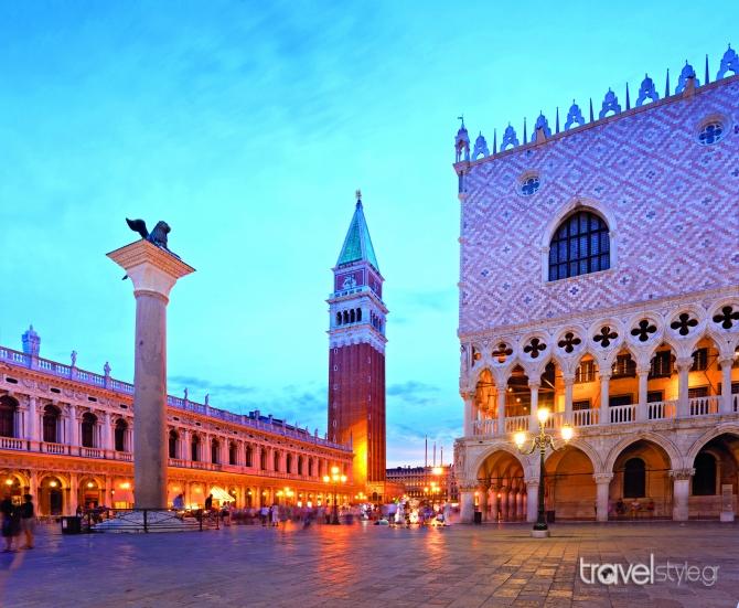 Βενετία - Basilica di San Marco
