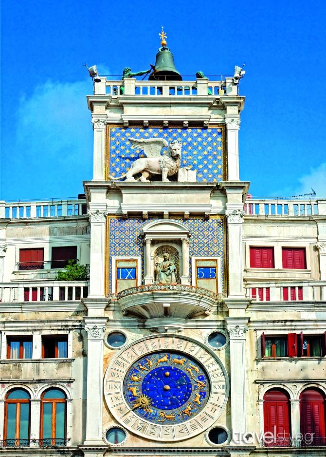 Βενετία - Ο Πύργος του Ρολογιού
