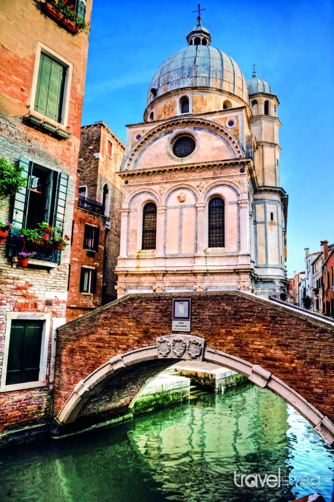 Βενετία - Santa Maria dei Miracoli