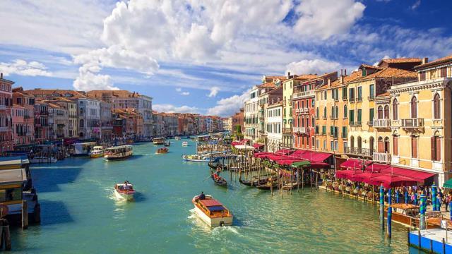 Βενετία - Canal Grande