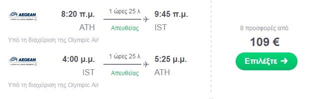 Πάσχα: Τρομερή προσφορά για να πετάξετε Κωνσταντινούπολη με 51 ευρώ και Μιλάνο με 61. Μόνο στο travelstyle.gr