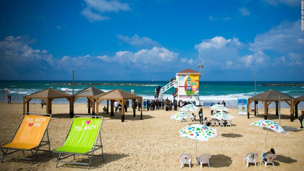 Τελ Αβίβ διακοπές