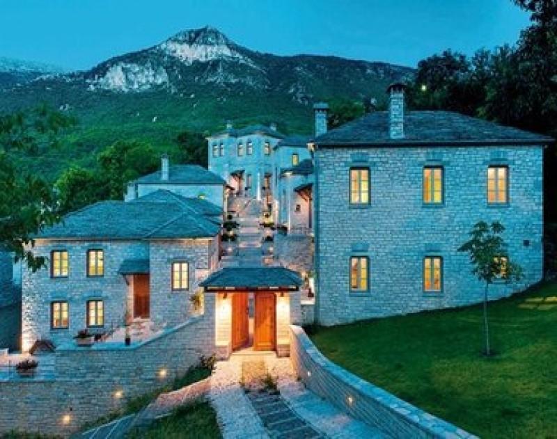 50 ξενώνες για να πάρουμε τα βουνά το Πάσχα (Photos)