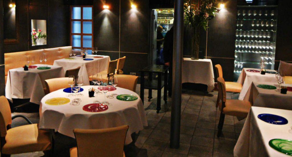 Astrance εστιατόριο