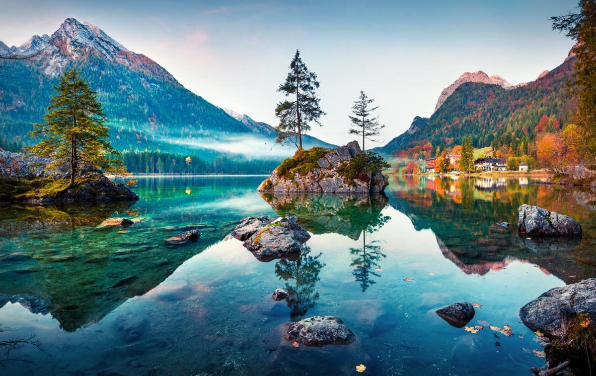 Bavarian forest , Γερμανία - Τσεχία