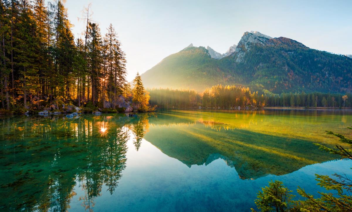 Bavarian forest / Šumava, Γερμανία - Τσεχία
