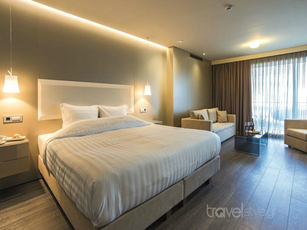 Saz City Life Hotel, Ιωάννινα - δωμάτιο