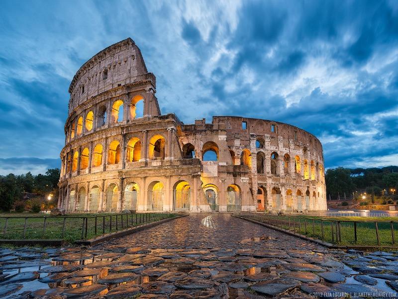 Οι λόγοι που η Ρώμη είναι ο καλύτερος προορισμός για Σαββατοκύριακο!
