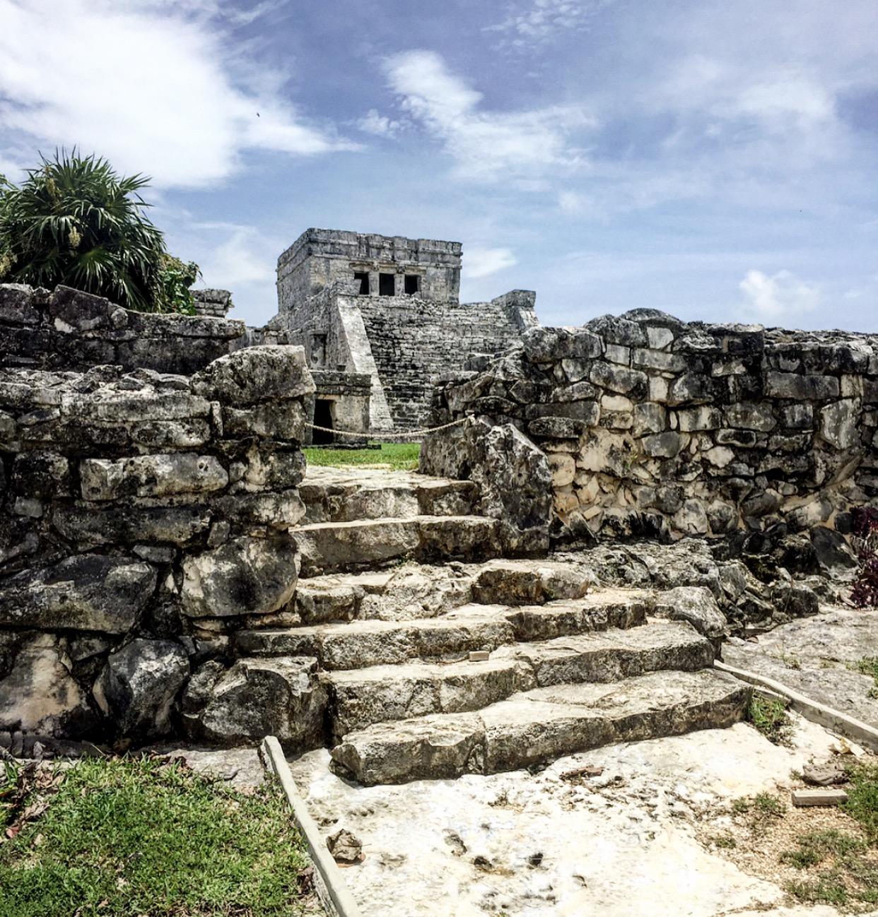 Ταξίδι στα χνάρια των... Μάγια! H Τίτη Βελοπούλου έφτασε μέχρι το Mεξικό και μας αποκαλύπτει μια από τις σπουδαιότερες αρχαίες πόλεις του κόσμου!