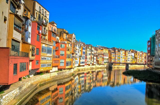 Girona, Ισπανία το Πάσχα