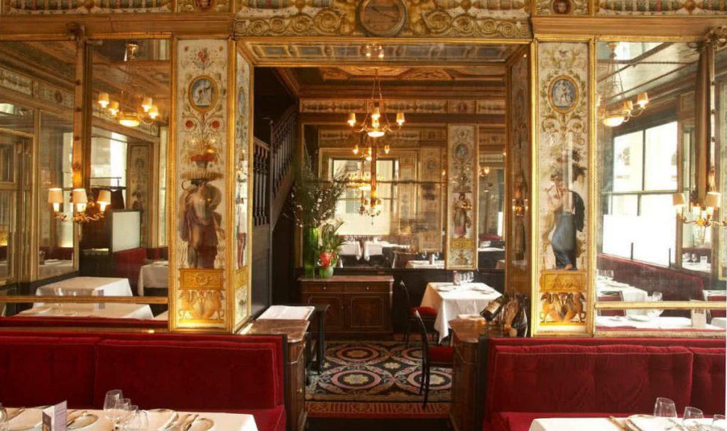 Le Grand Véfour εστιατόριο