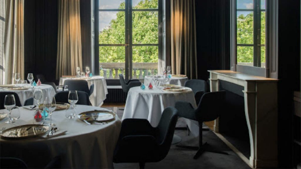 Guy Savoy εστιατόριο