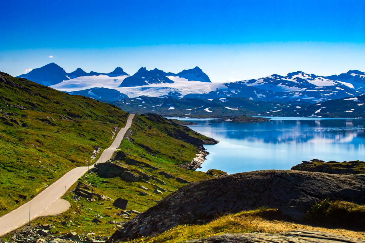 Jotunheimen, Νορβηγία