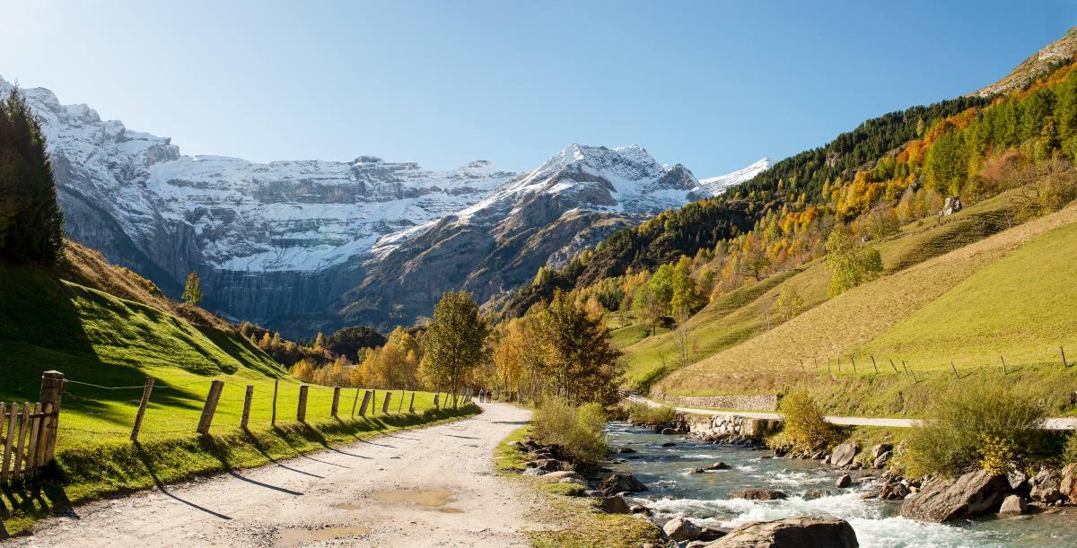 Le Parc National des Pyrénées , Γαλλία