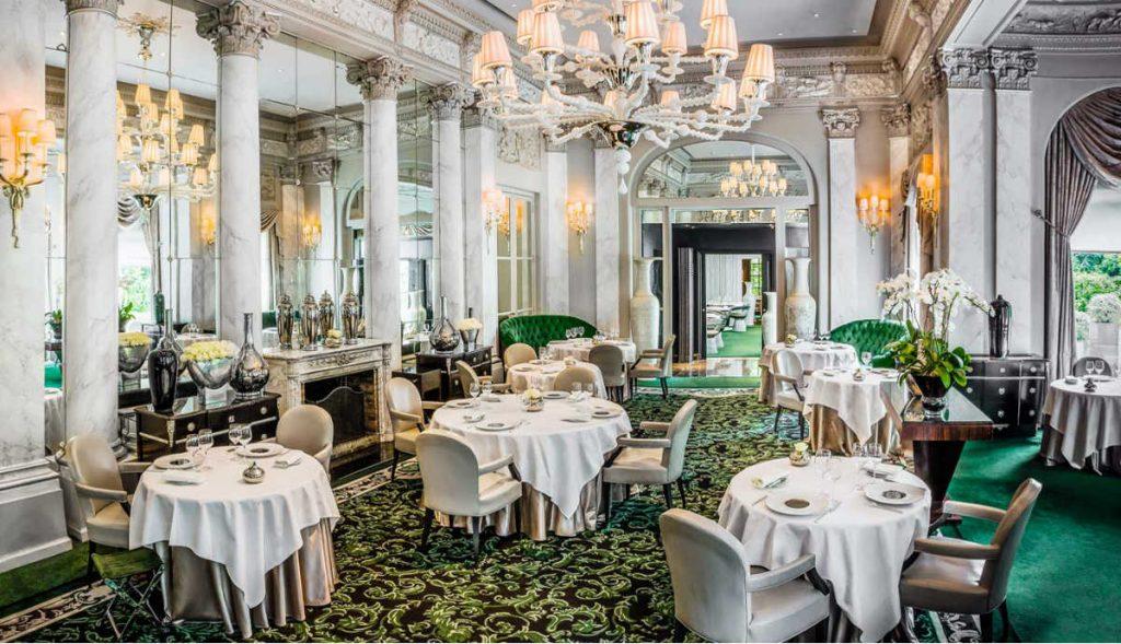 Le Pré Catelan. εστιατόρια Παρίσι