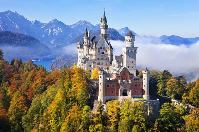 Κάστρο Νοϊσβάνσταϊν Γερμανία