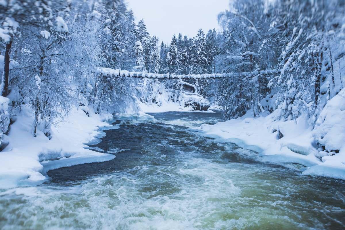 Oulangan Kansallispuisto,  Φινλανδία