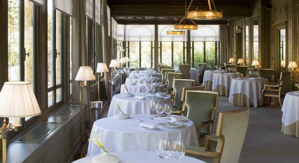 Pavillion LeDoyen εστιατόριο