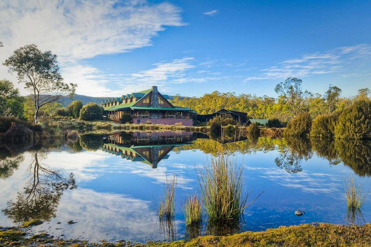 Peppers Cradle Mountain Lodge, Τασμανία
