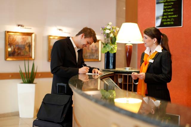 Ρεσεπτιον ξενοδοχείου
