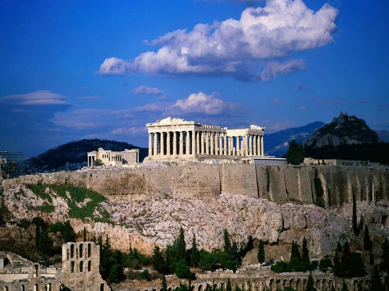Ακρόπολη, Αθήνα, Ελλάδα