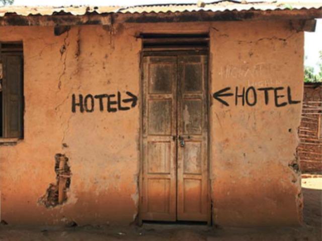 Κακό ξενοδοχείο