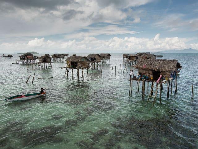 Χωριό Bajau