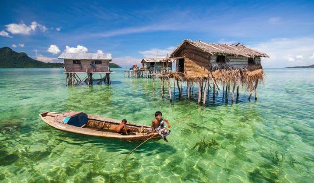Κοινότητα Bajau