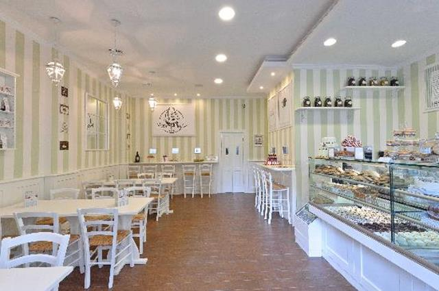 Bakery House, Ρώμη brunch