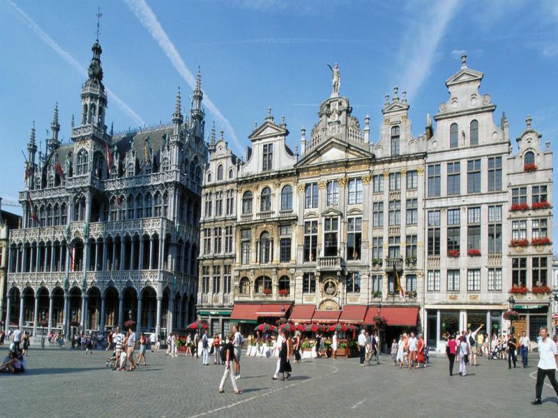 Τοπ εμπειρίες στις Βρυξέλλες