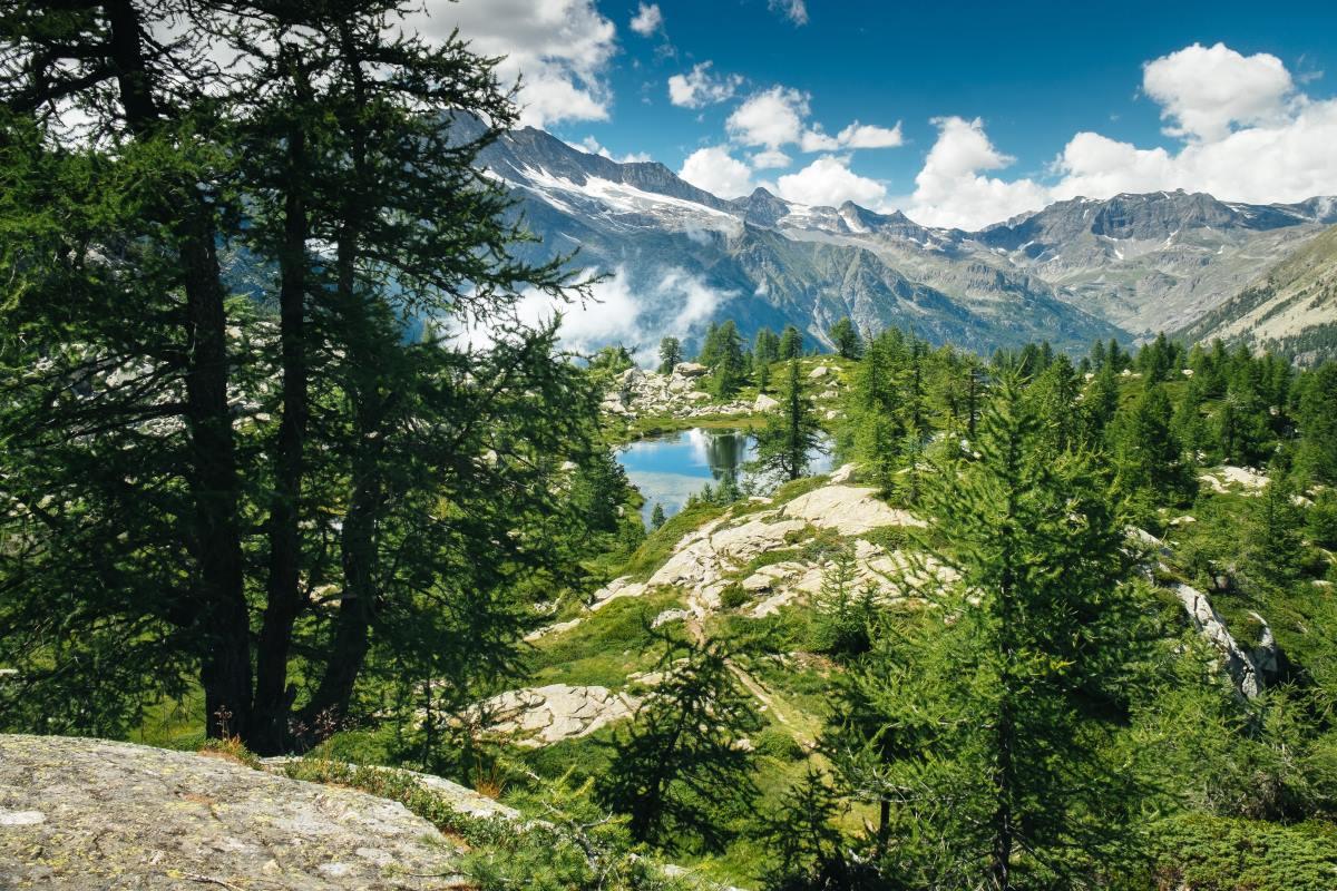 Gran Paradiso, Ιταλία