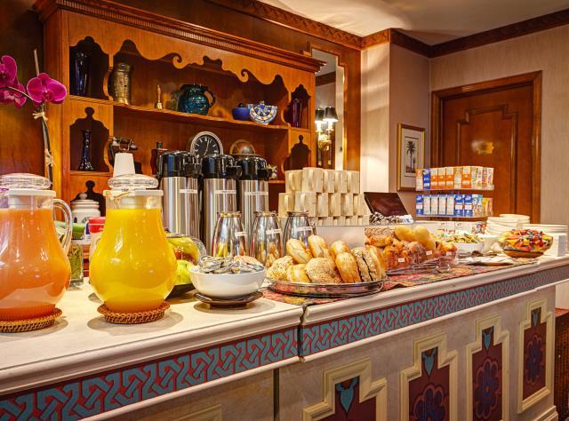 Πρωινό ξενοδοχείου