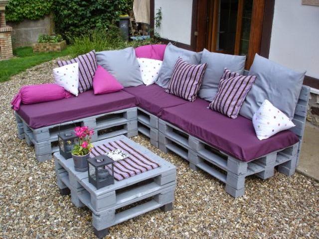 30 γουστόζικοι καναπέδες φτιαγμένοι από παλέτες! (Photos)
