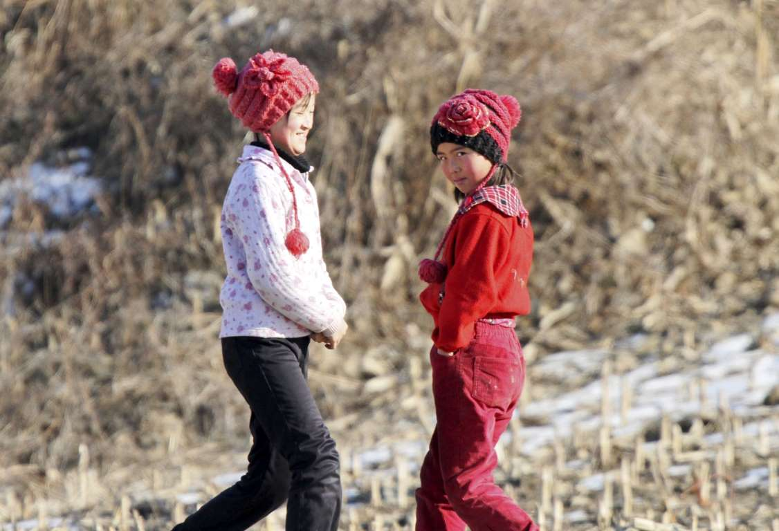 Βόρεια Κορέα: Έτσι δεν την έχετε ξαναδεί ΠΟΤΕ!