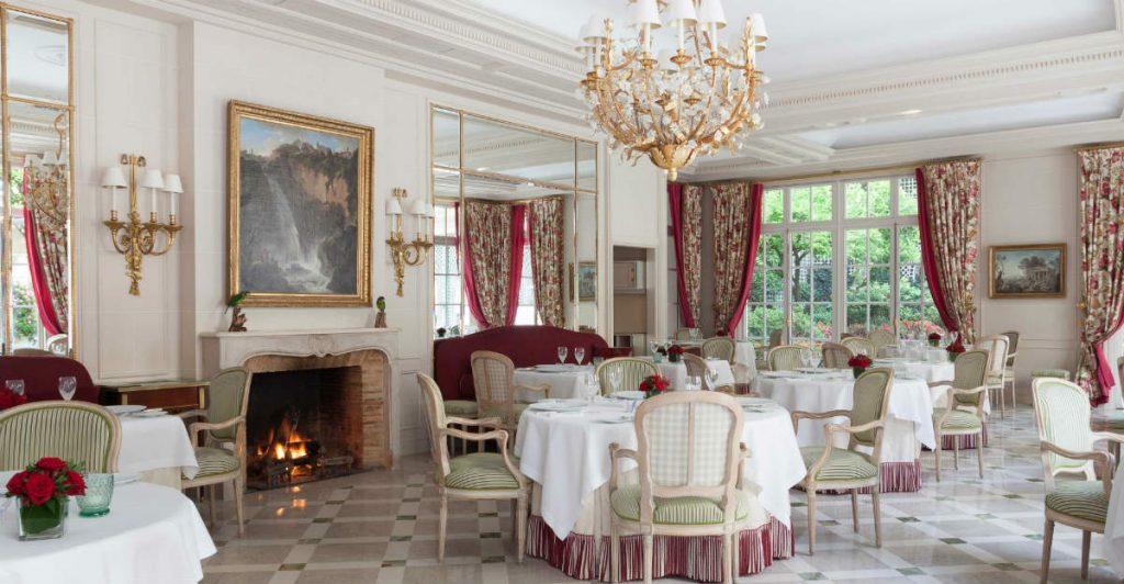 Epicure, Le Bristol, εστιατόρια Παρίσι