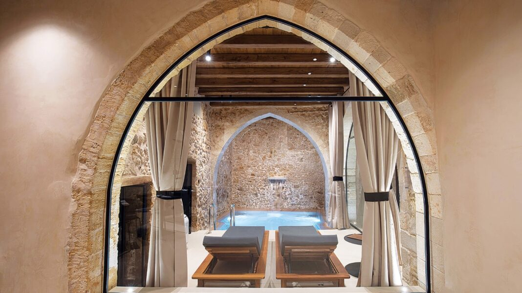 Μοναστήρια που έγιναν ξενοδοχεία