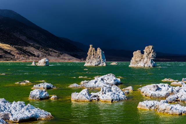 Mono Lake, Καλιφόρνια