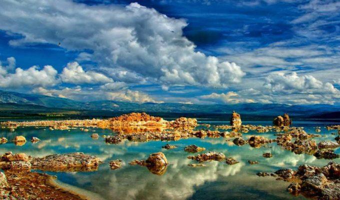 Mono Lake: Απίστευτες εικόνες από την αγαπημένη λίμνη των φωτογράφων!