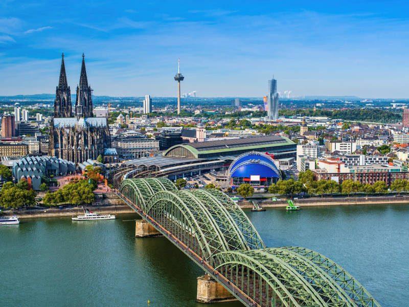 Ομορφότερα μέρη στη Γερμανία