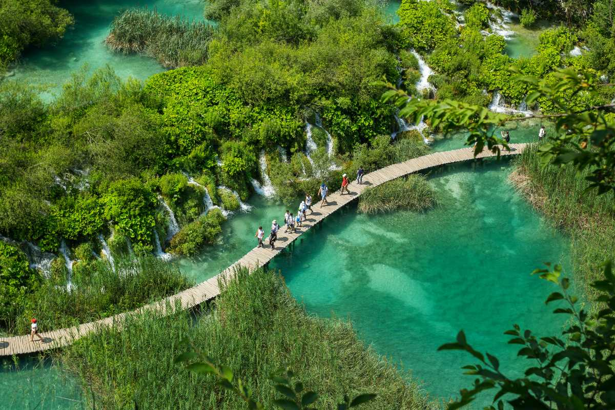 Plitvice National Park, Κροατία