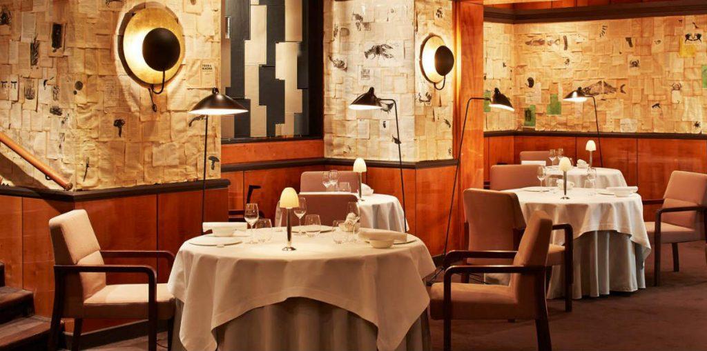 Pierre Gagnaire, εστιατόρια Παρίσι