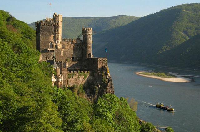 Ρήνος ποταμός Γερμανία