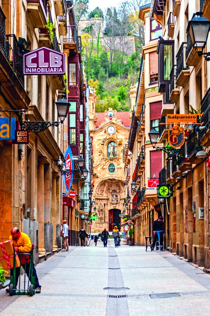 Ισπανία- Σαν Σεµπαστιάν: Υπάρχουν πολλοί λόγοι για να το λατρέψετε!