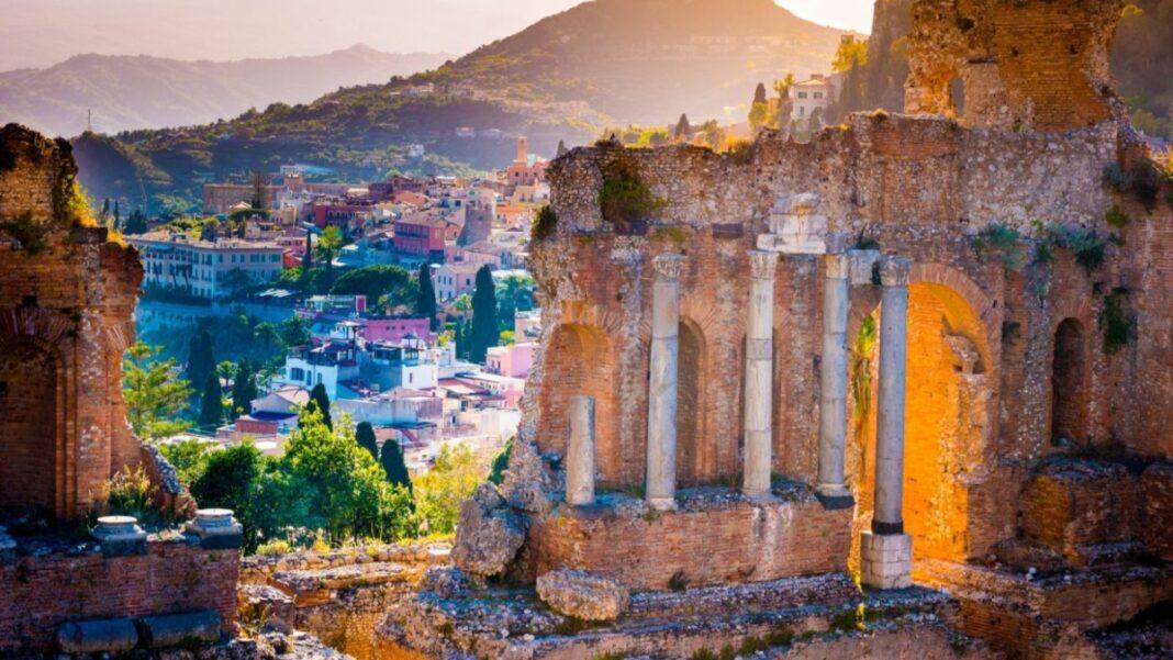 Ελληνόφωνα χωριά Σικελίας