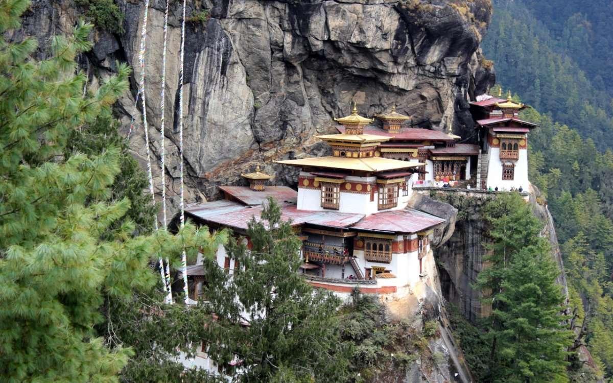 Μοναστήρι Taktsang Palphug