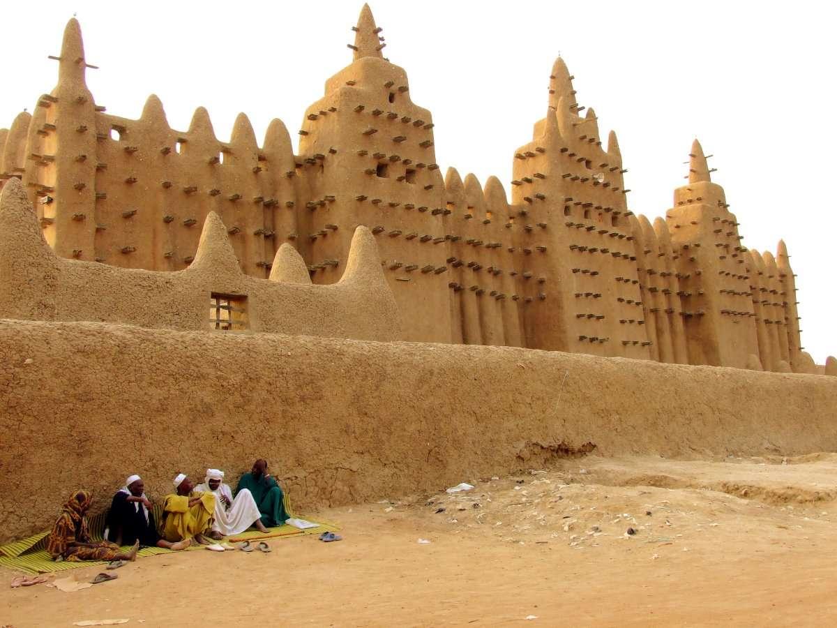 Μεγάλο Τζαμί της Djenné