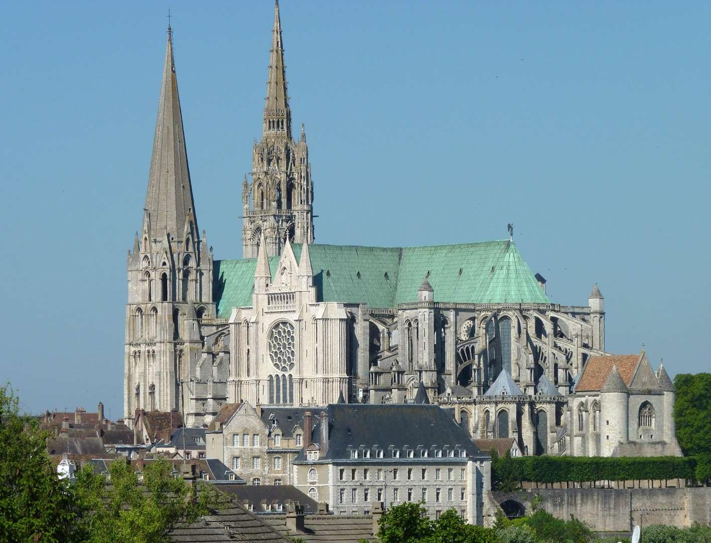 Καθεδρικός Ναός Chartres