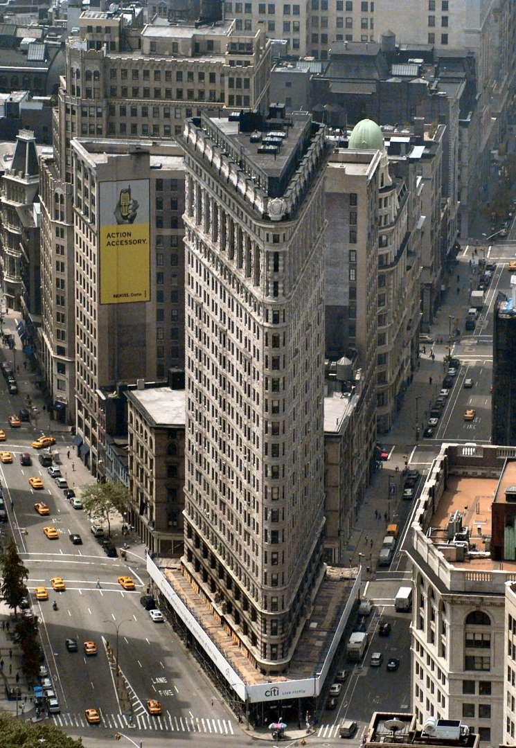 Flatiron Building, Νέα Υόρκη