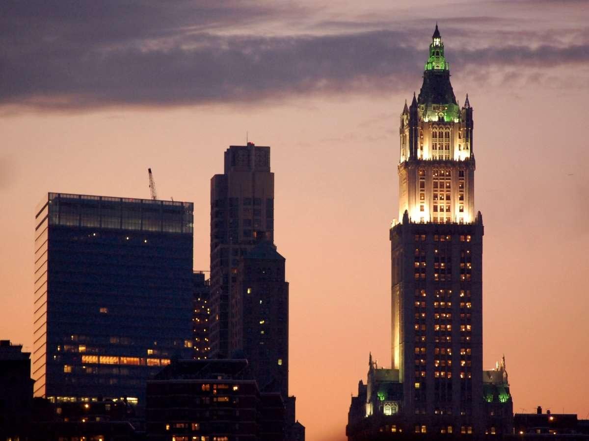 Woolworth Building, Νέα Υόρκη