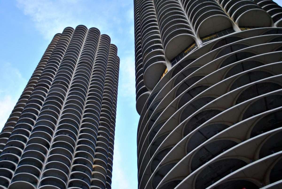 Marina City apartments, Σικάγο